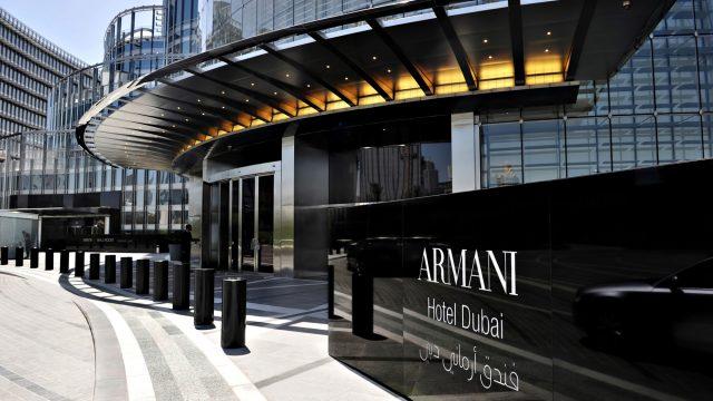 Armani Hotel Dubai - Burj Khalifa, Dubaï, Émirats arabes unis