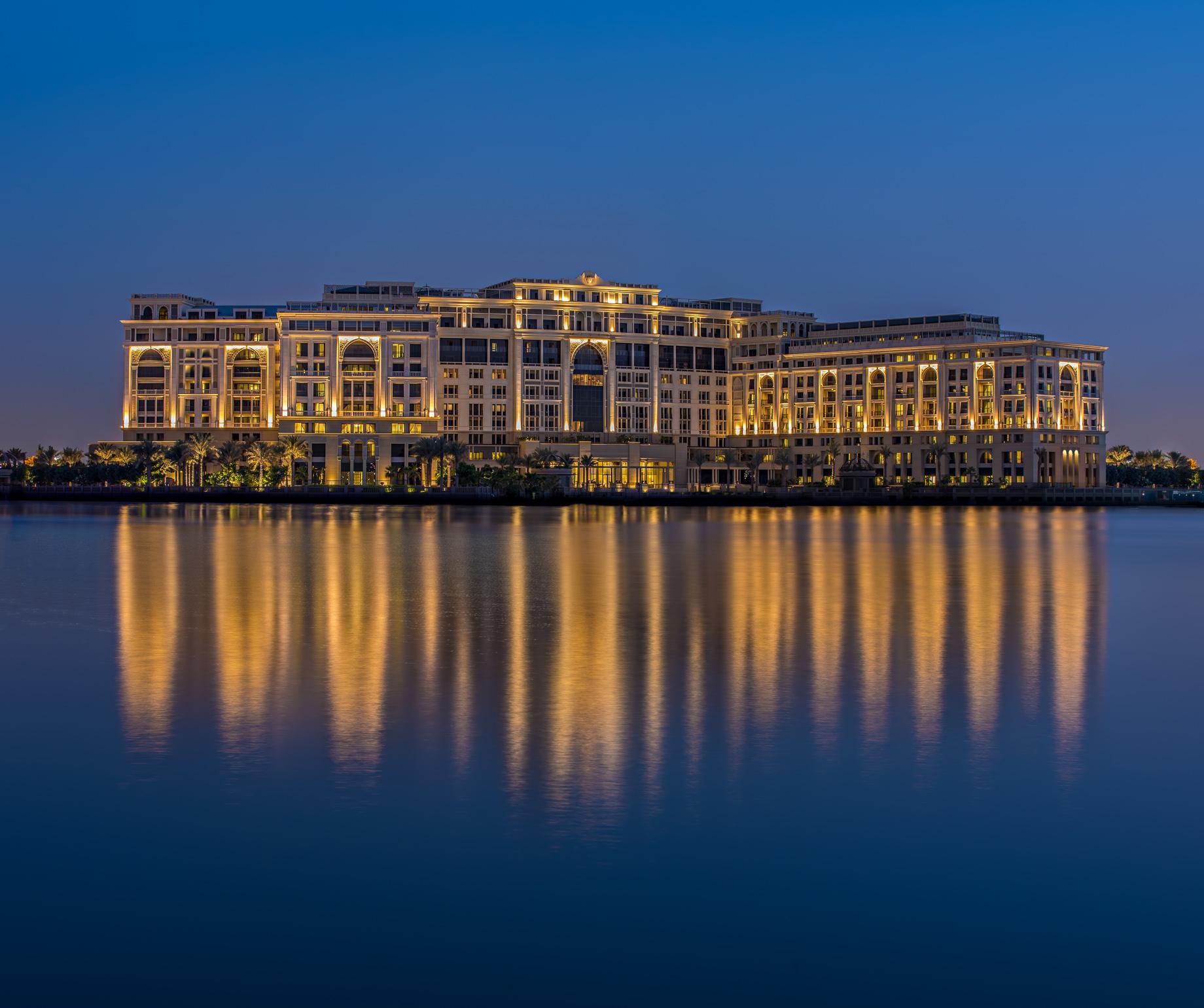 Palazzo Versace Dubai Hotel - Jaddaf Waterfront, Dubai, UAE