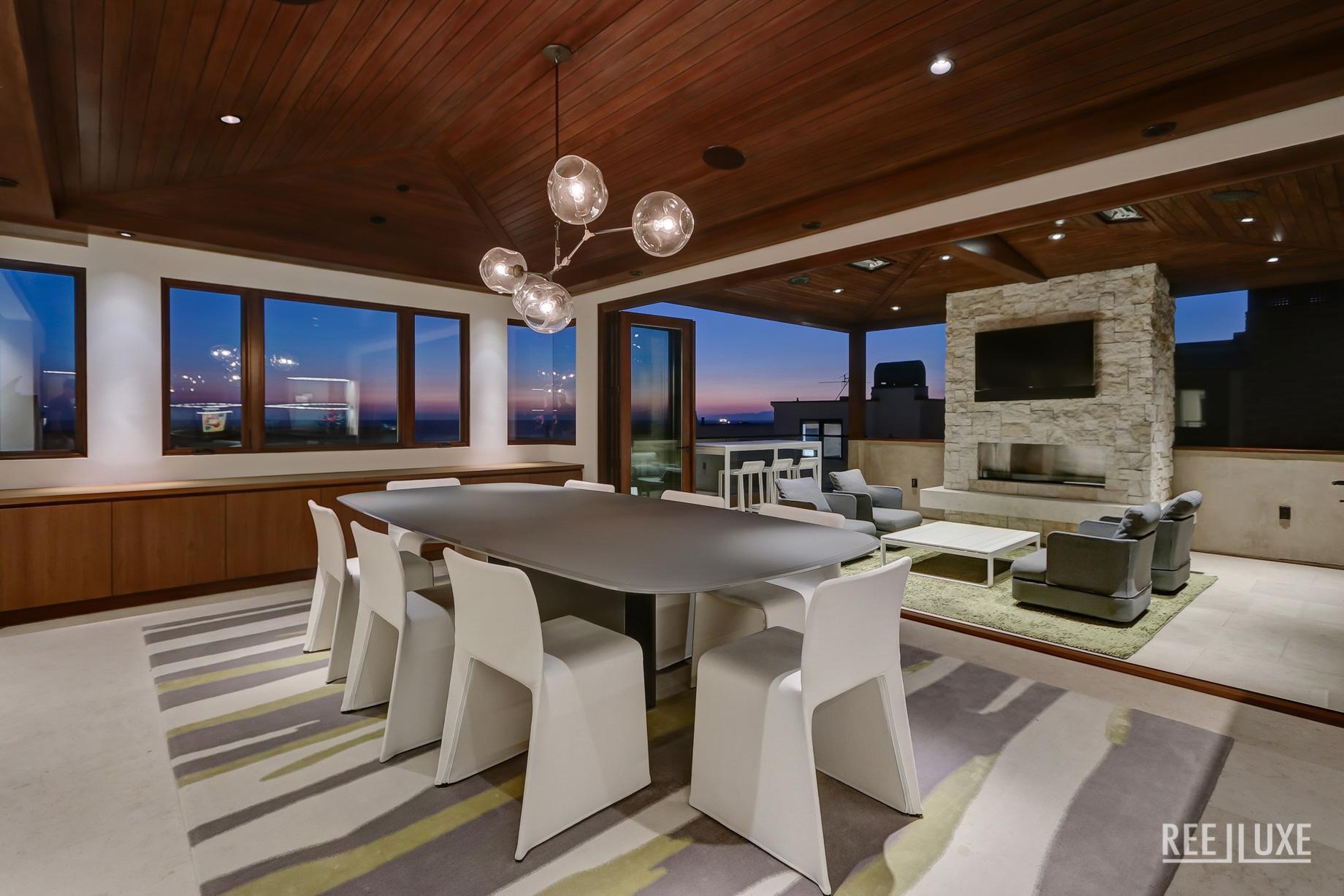 Bespoke Luxury Residence - 205 20th Street, Manhattan Beach, CA, USA - Dining Room