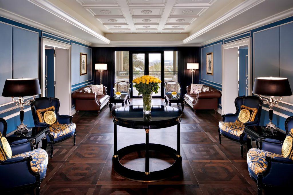 Palazzo Versace Dubai Hotel - Jaddaf Waterfront, Dubai, UAE - Business Center