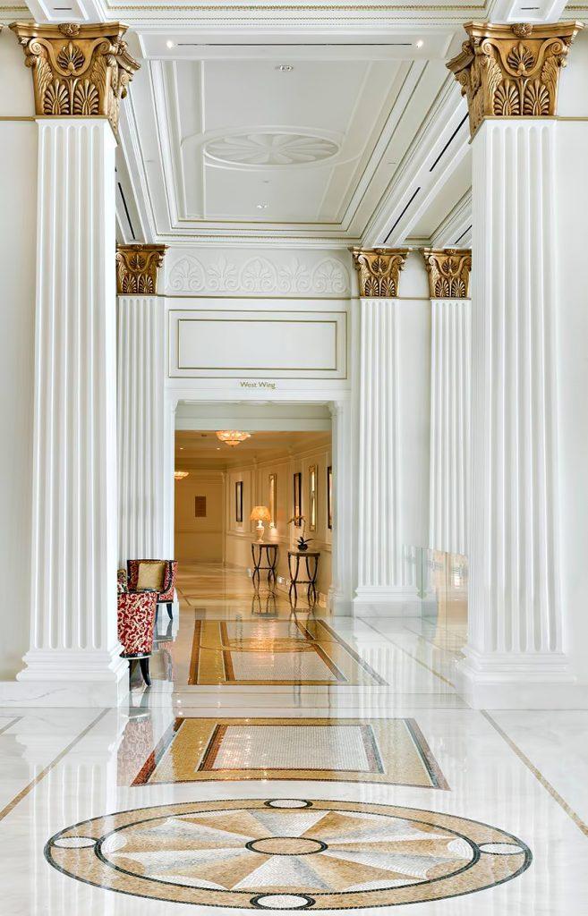 Palazzo Versace Dubai Hotel - Jaddaf Waterfront, Dubai, UAE - Hallway