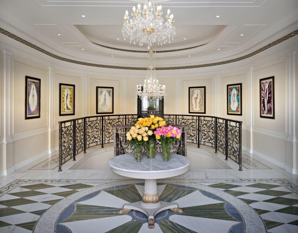 Palazzo Versace Dubai Hotel - Jaddaf Waterfront, Dubai, UAE - Imperial Suite Foyer
