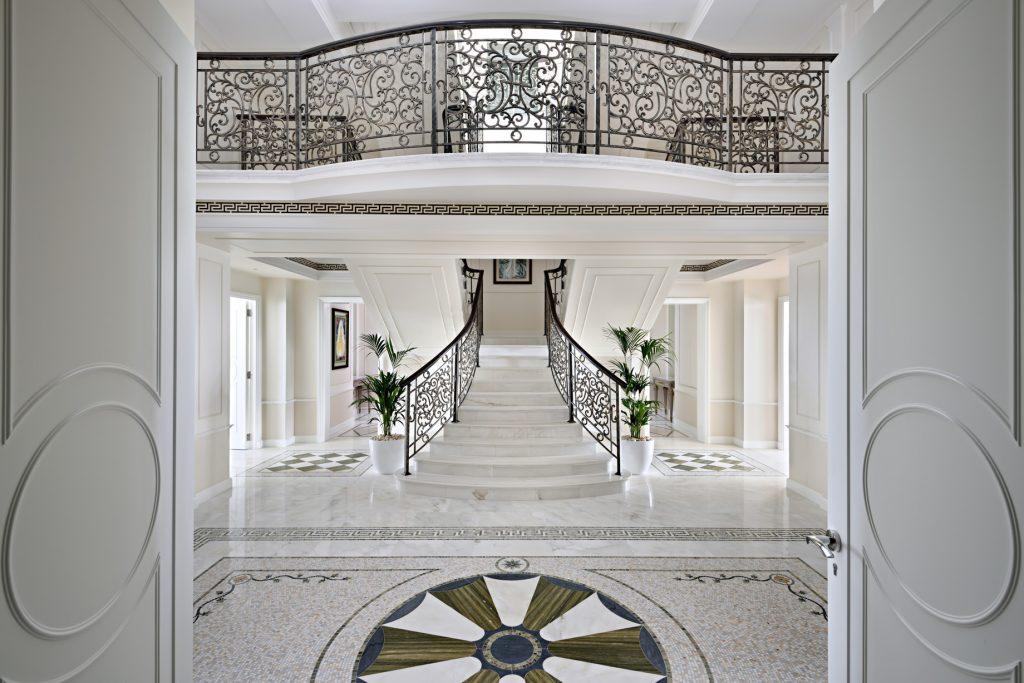 Palazzo Versace Dubai Hotel - Jaddaf Waterfront, Dubai, UAE - Imperial Suite Entrance