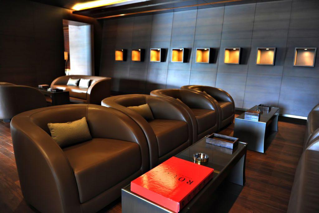Armani Hotel Dubai - Burj Khalifa, Dubai, UAE - Armani Hotel Interior Lounge