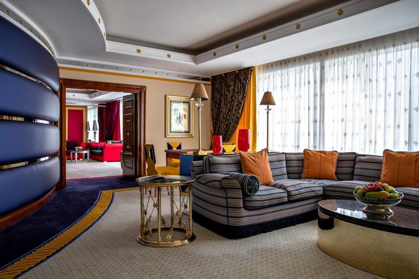 Burj Al Arab Luxury Hotel - Jumeirah St, Dubai, UAE - Suite