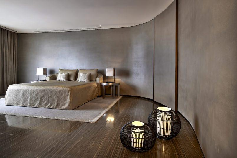 Armani Hotel Dubai - Burj Khalifa, Dubai, UAE - Armani Suite Bedroom