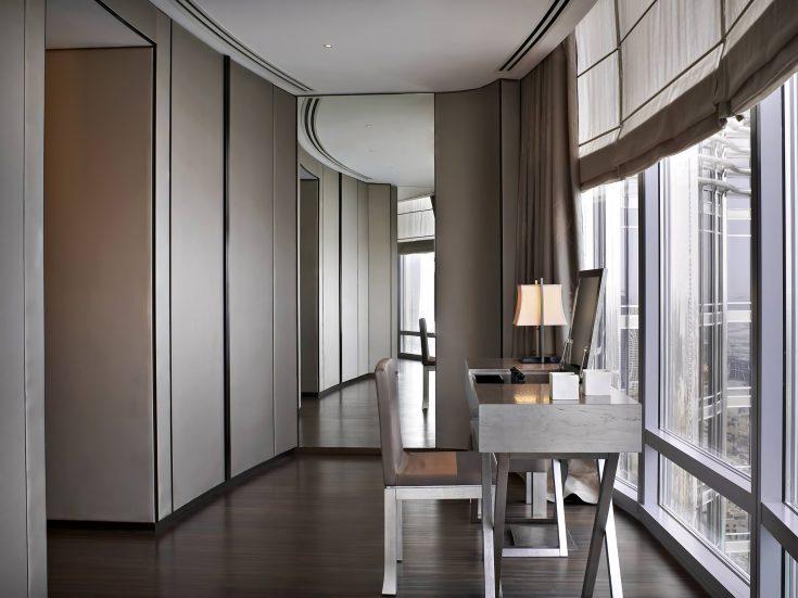 Armani Hotel Dubai - Burj Khalifa, Dubai, UAE - Armani Suite Signature Furnishings