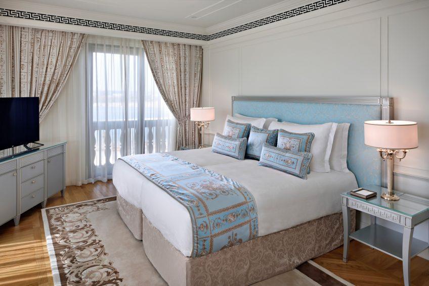 Palazzo Versace Dubai Hotel - Jaddaf Waterfront, Dubai, UAE - Versace Residence Bedroom