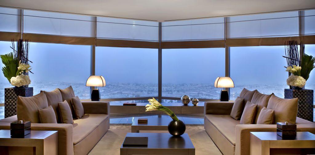 Armani Hotel Dubai - Burj Khalifa, Dubai, UAE - Armani Signature Interior Design
