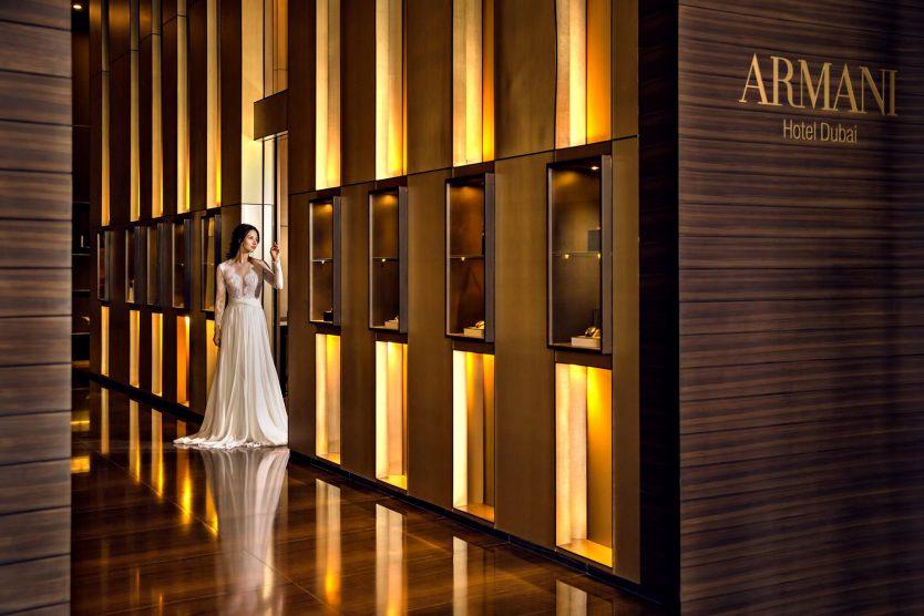 Armani Hotel Dubai - Burj Khalifa, Dubai, UAE - Armani Signature Lifestyle Aesthetic