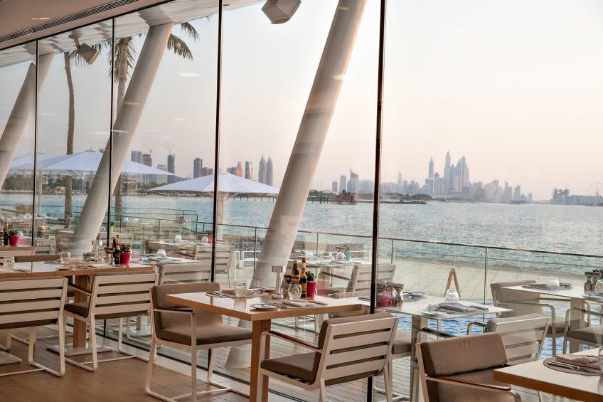 Burj Al Arab Luxury Hotel - Jumeirah St, Dubai, UAE - Restaurant