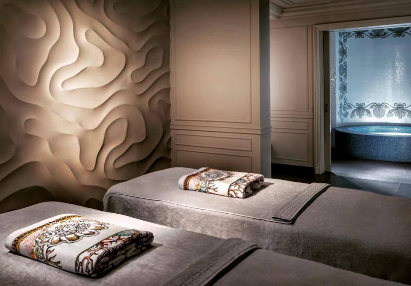 Palazzo Versace Dubai Hotel - Jaddaf Waterfront, Dubai, UAE - The SPA