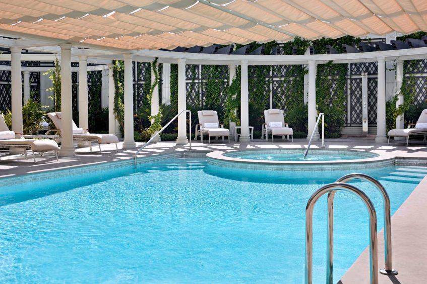 Palazzo Versace Dubai Hotel - Jaddaf Waterfront, Dubai, UAE - Imperial Suite Pool