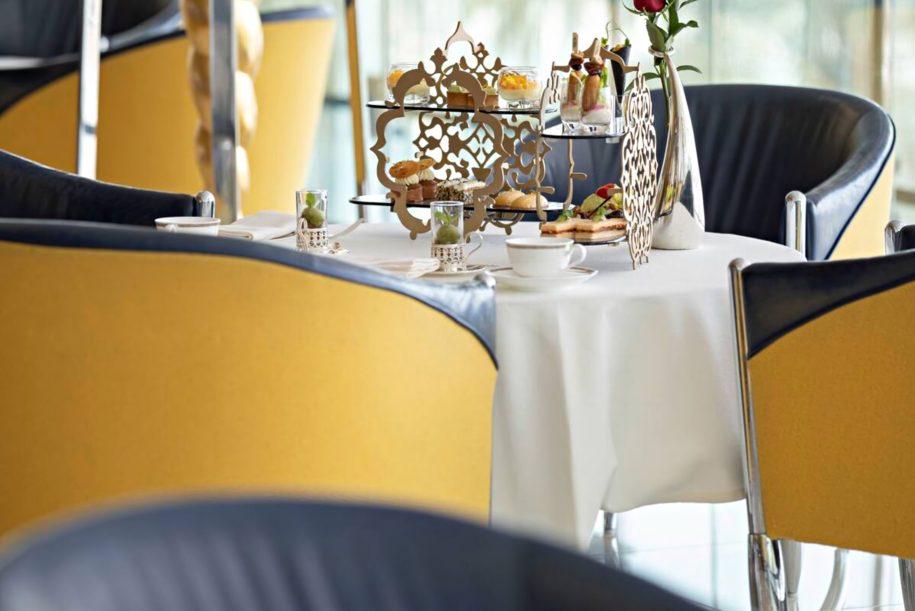 Burj Al Arab Luxury Hotel - Jumeirah St, Dubai, UAE - Restaurant Seating