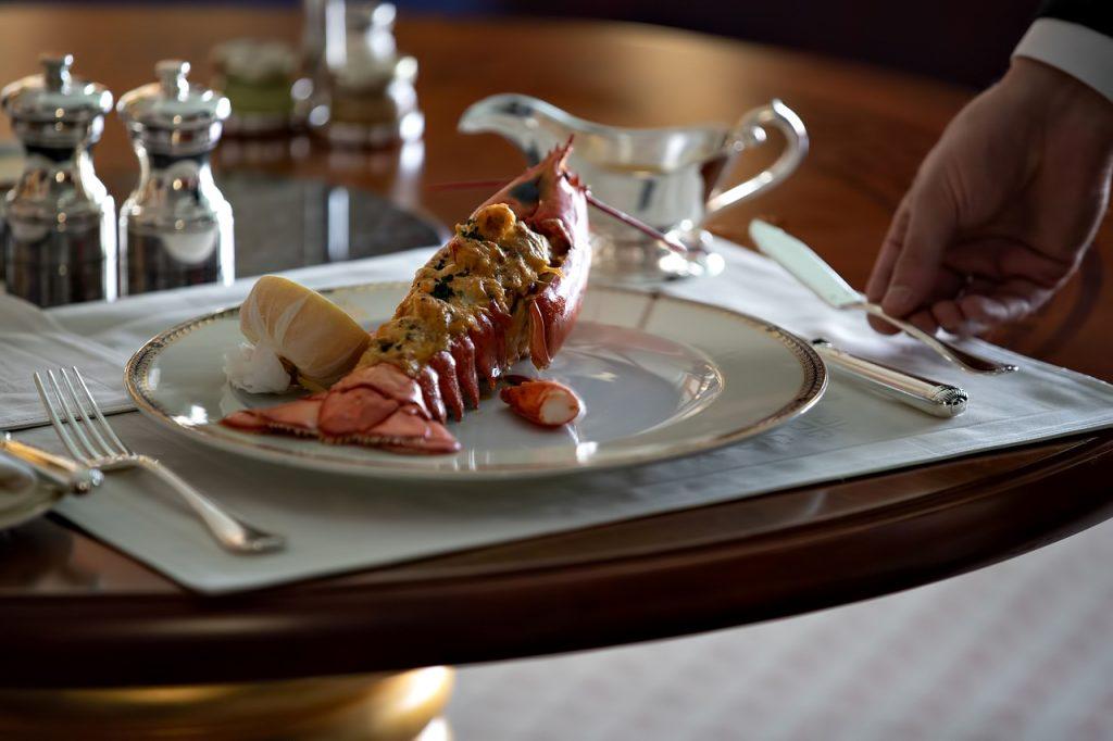 Burj Al Arab Luxury Hotel - Jumeirah St, Dubai, UAE - Private Dining