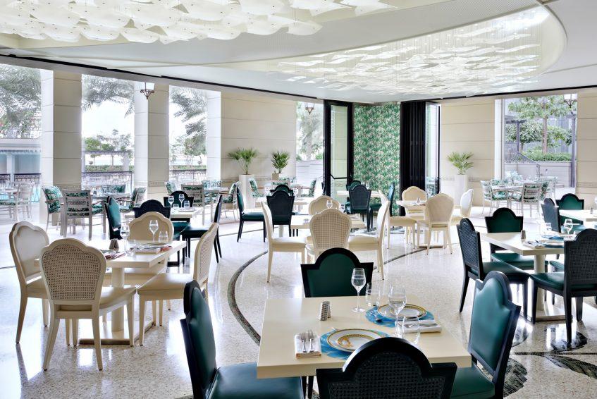 Palazzo Versace Dubai Hotel - Jaddaf Waterfront, Dubai, UAE - Giardino Restaurant