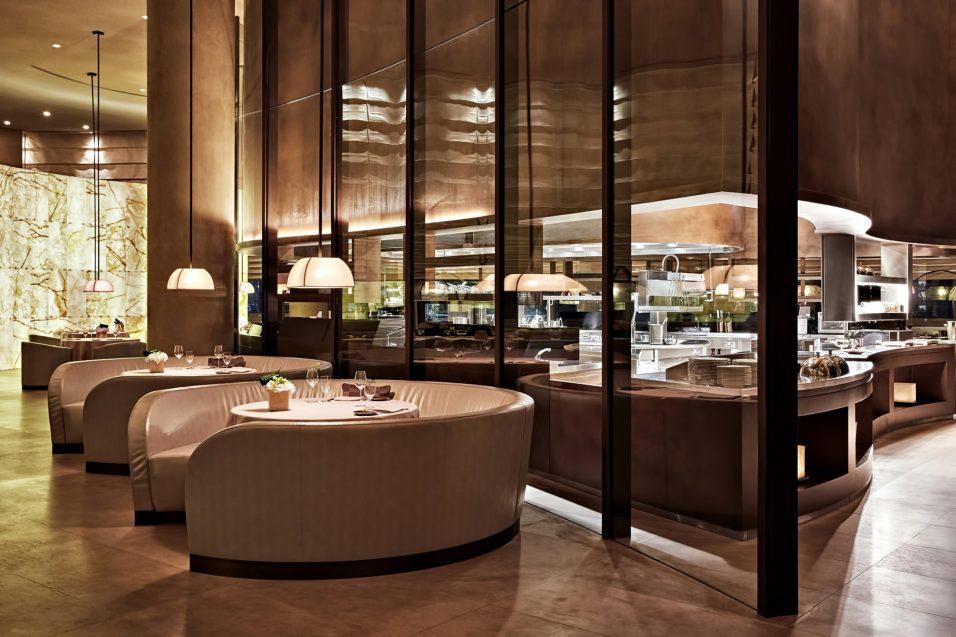 Armani Hotel Dubai - Burj Khalifa, Dubai, UAE - Armani Ristorante