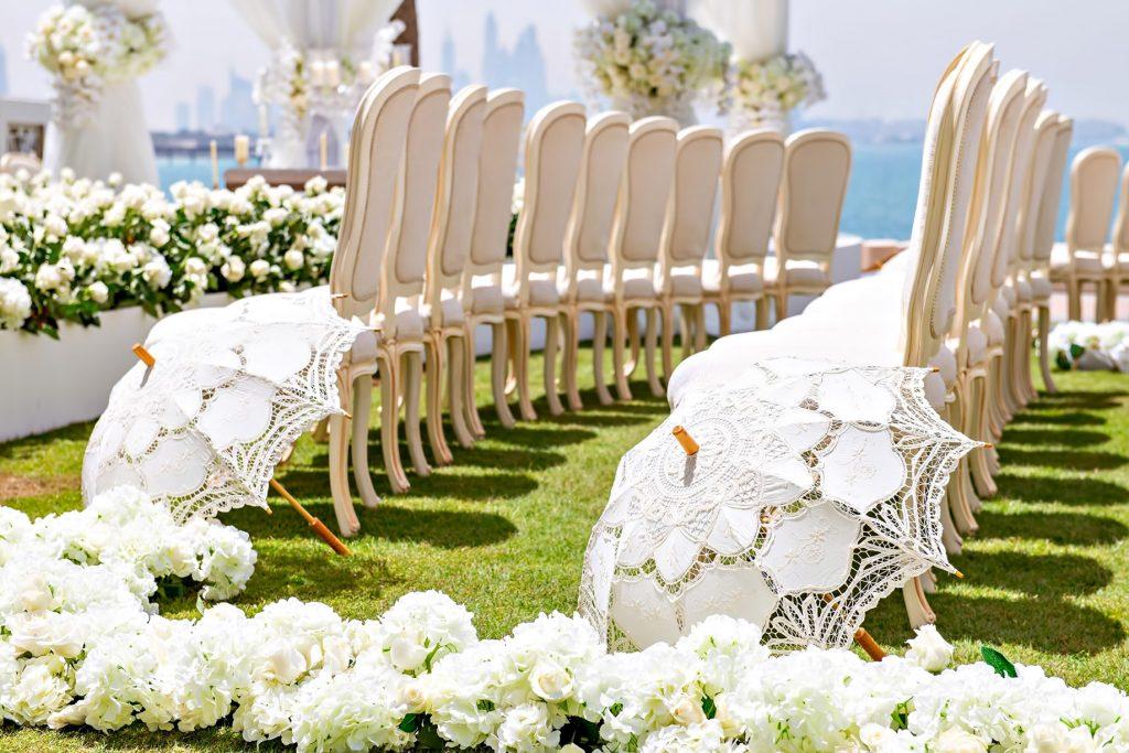 Burj Al Arab Luxury Hotel - Jumeirah St, Dubai, UAE - Outdoor Receptions
