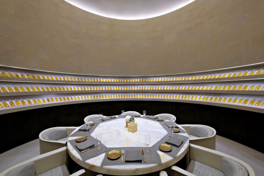 Armani Hotel Dubai - Burj Khalifa, Dubai, UAE - Armani Ristorante Private Dining Room