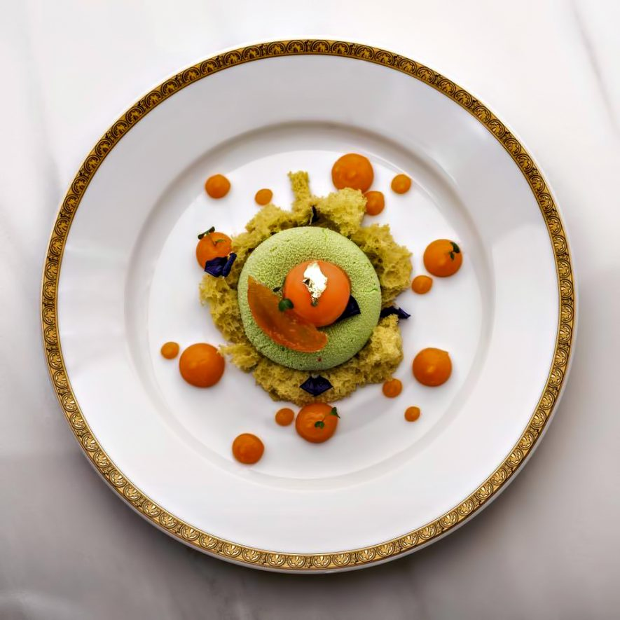 Palazzo Versace Dubai Hotel - Jaddaf Waterfront, Dubai, UAE - Inspired Culinary Dining Journey