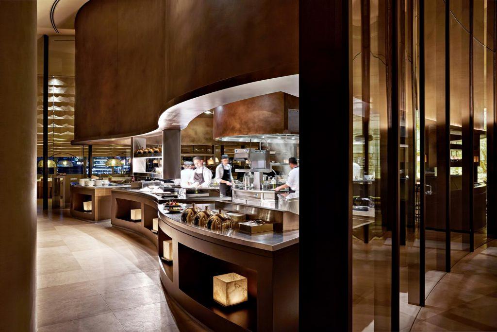 Armani Hotel Dubai - Burj Khalifa, Dubai, UAE - Armani Ristorante Kitchen
