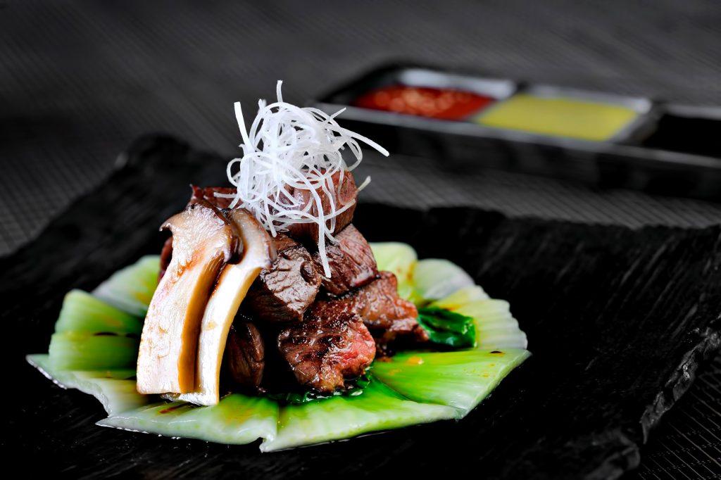 Armani Hotel Dubai - Burj Khalifa, Dubai, UAE - Exquisite Culinary Arts