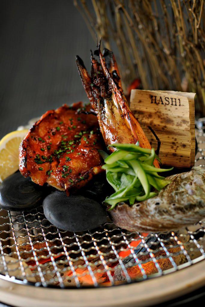 Armani Hotel Dubai - Burj Khalifa, Dubai, UAE - Armani Hashi Exquisite Culinary Indulgence