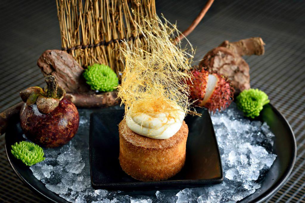 Armani Hotel Dubai - Burj Khalifa, Dubai, UAE - Armani Innovative Culinary Artistry
