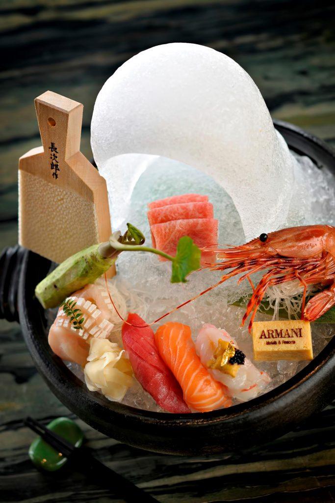 Armani Hotel Dubai - Burj Khalifa, Dubai, UAE - Armani Contemporary Japanese Cuisine
