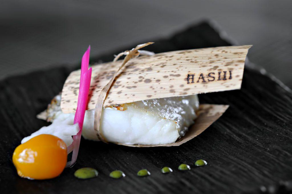 Armani Hotel Dubai - Burj Khalifa, Dubai, UAE - Armani Hashi Exquisite Culinary Artistry