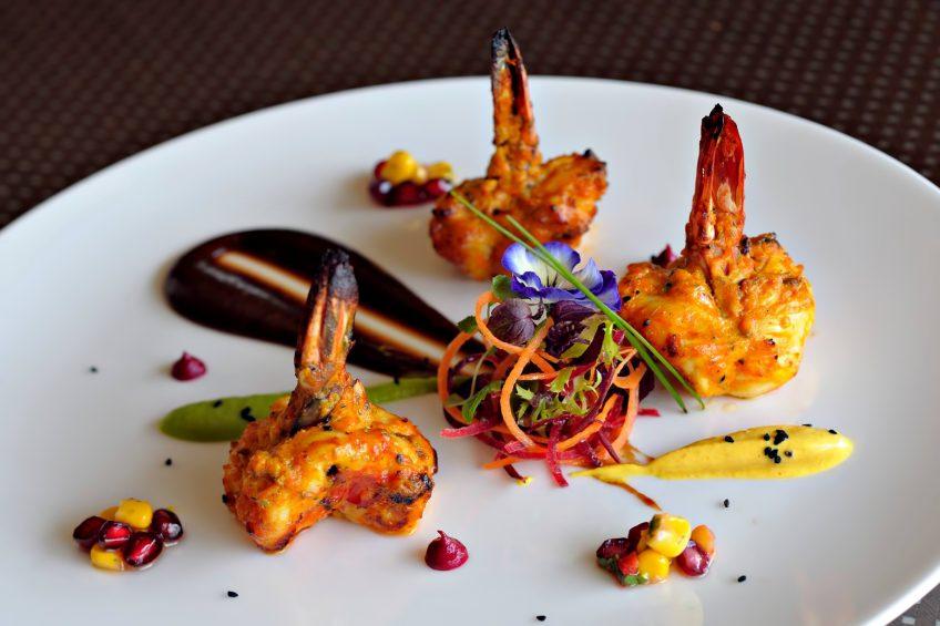 Armani Hotel Dubai - Burj Khalifa, Dubai, UAE - Armani Amal Exquisite Culinary Artistry