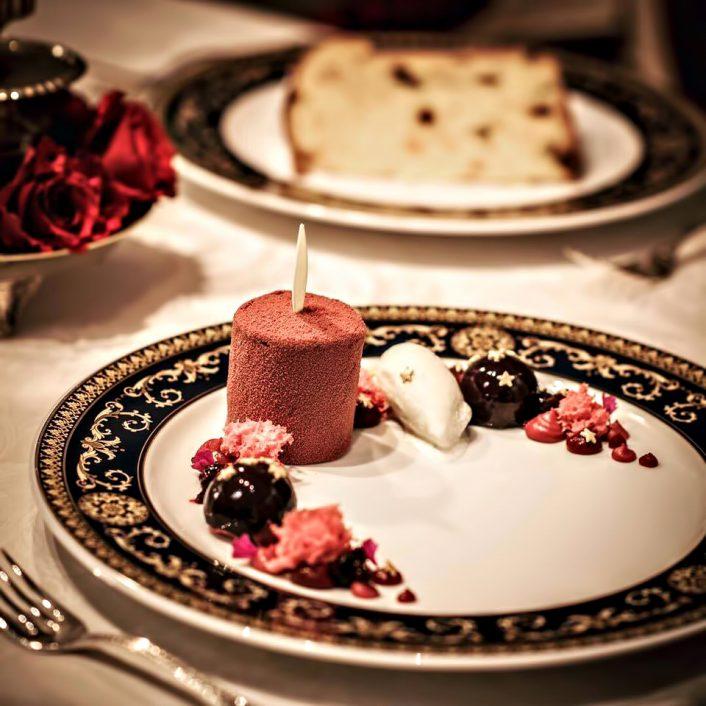 Palazzo Versace Dubai Hotel - Jaddaf Waterfront, Dubai, UAE - Dessert Service