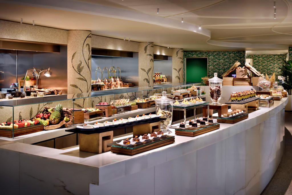 Palazzo Versace Dubai Hotel - Jaddaf Waterfront, Dubai, UAE - Giardino Desert Bar