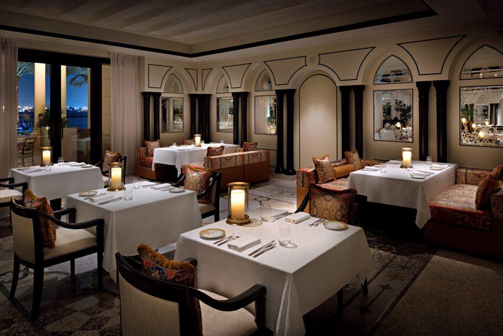 Palazzo Versace Dubai Hotel - Jaddaf Waterfront, Dubai, UAE - Enigma Restaurant