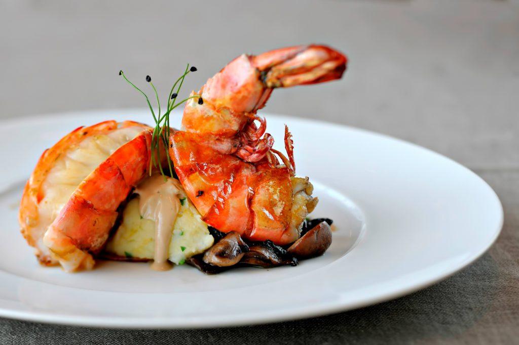 Armani Hotel Dubai - Burj Khalifa, Dubai, UAE - Armani Ristorante Culinary Indulgence