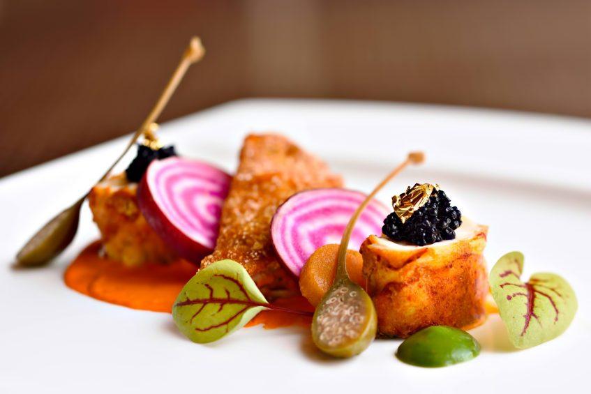 Armani Hotel Dubai - Burj Khalifa, Dubai, UAE - Armani Amal Culinary Indulgence