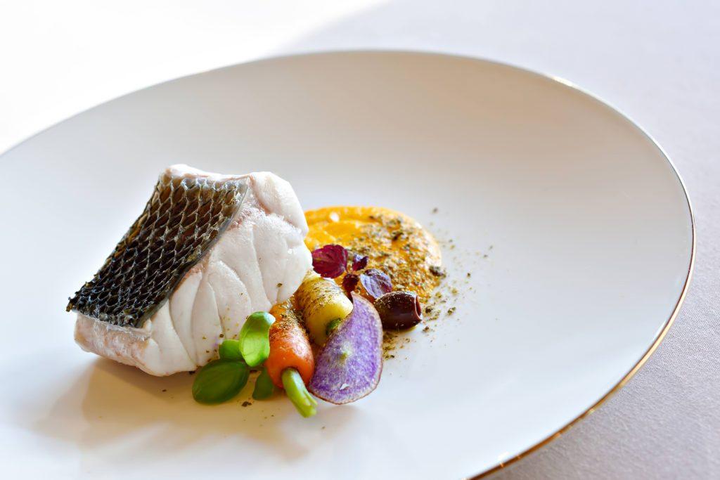 Armani Hotel Dubai - Burj Khalifa, Dubai, UAE - Armani Exquisite Gourmet Dish