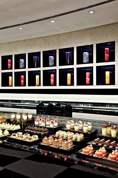 Armani Hotel Dubai - Burj Khalifa, Dubai, UAE - Armani Deli Dessert Line