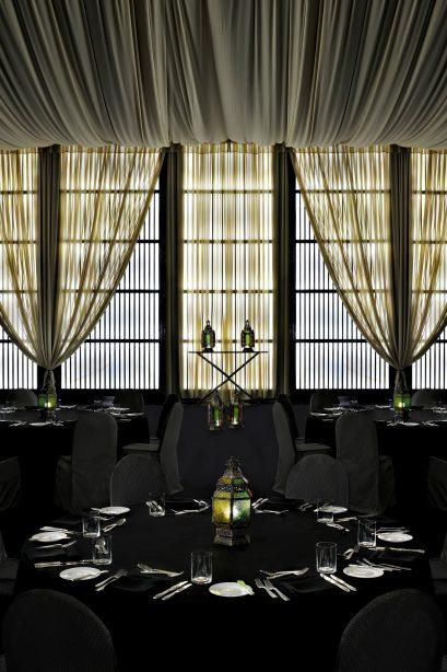 Armani Hotel Dubai - Burj Khalifa, Dubai, UAE - Armani Dining Area