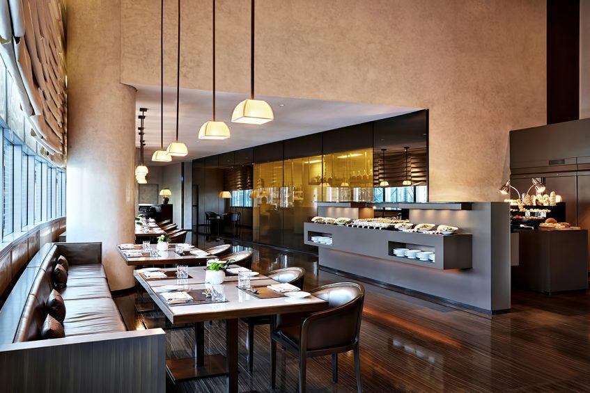 Armani Hotel Dubai - Burj Khalifa, Dubai, UAE - Armani Mediterraneo Dining