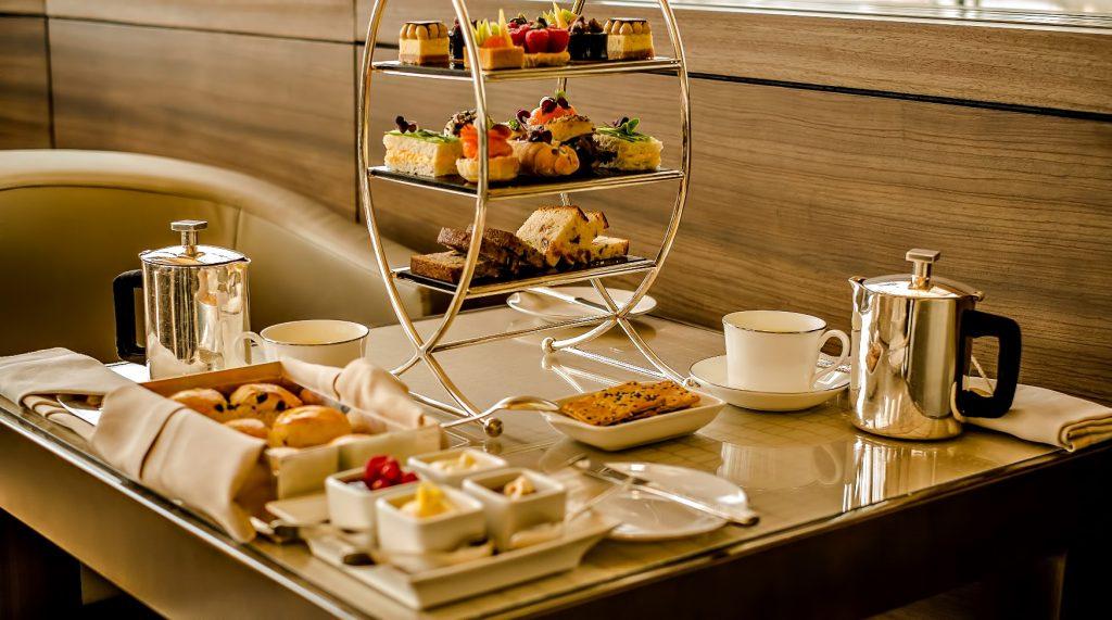 Armani Hotel Dubai - Burj Khalifa, Dubai, UAE - Armani Lounge Afternoon Tea Experience