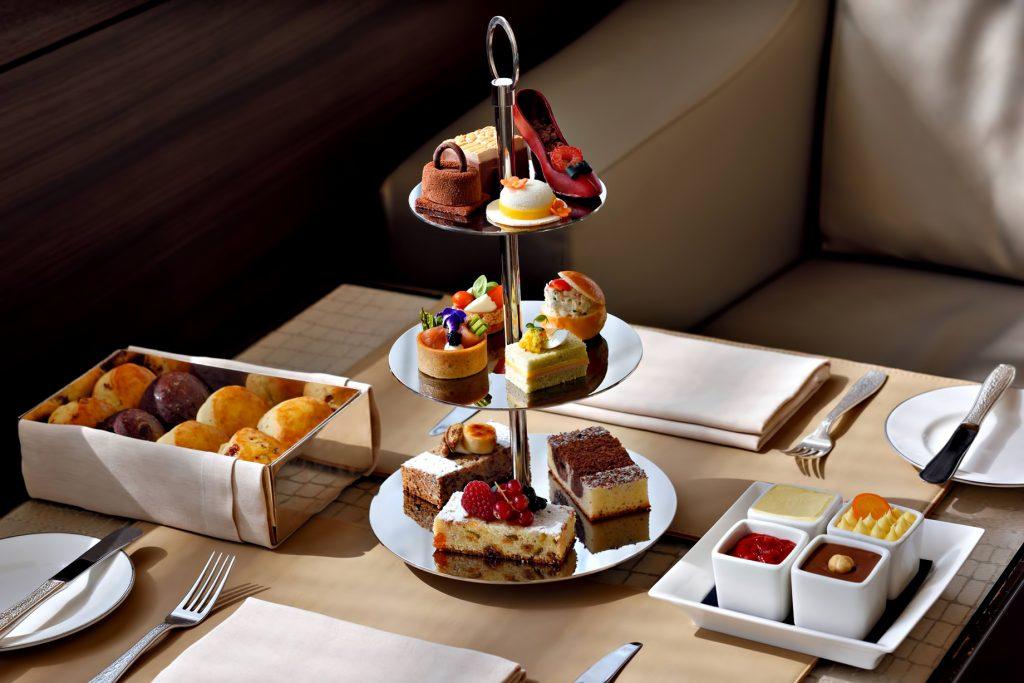 Armani Hotel Dubai - Burj Khalifa, Dubai, UAE - Armani Lounge Dessert Experience