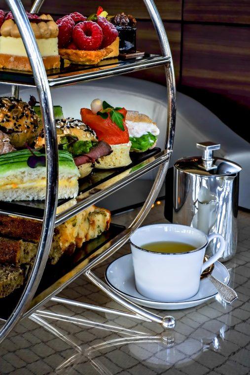 Armani Hotel Dubai - Burj Khalifa, Dubai, UAE - Armani Tea and Desserts