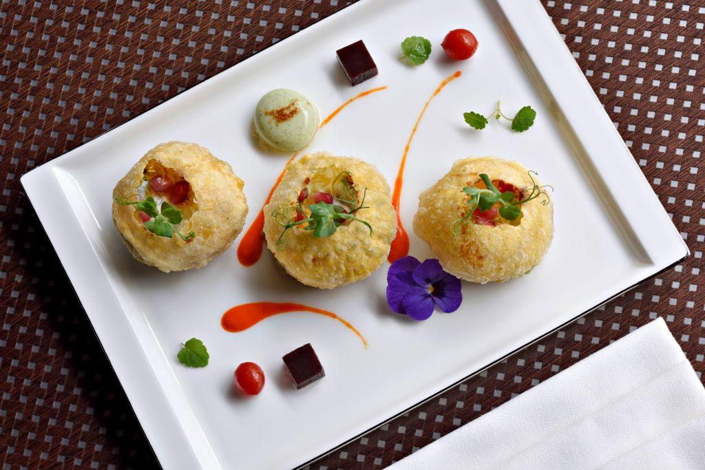 Armani Hotel Dubai - Burj Khalifa, Dubai, UAE - Armani Signature Cuisine