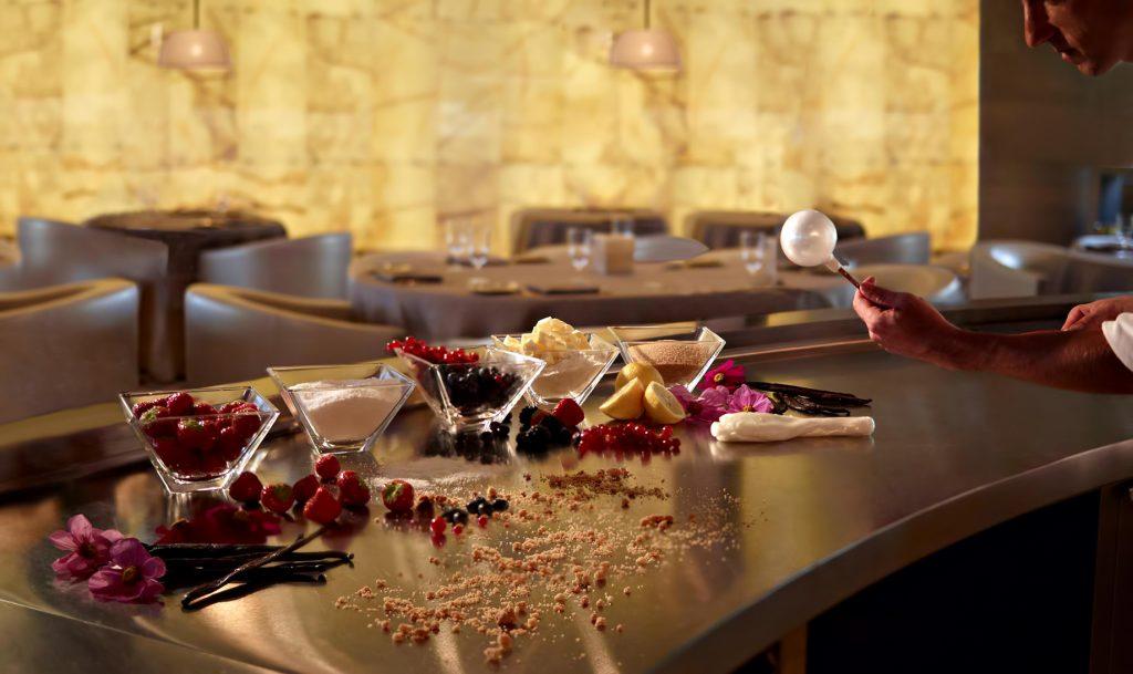 Armani Hotel Dubai - Burj Khalifa, Dubai, UAE - Armani Signature Dessert Artistry