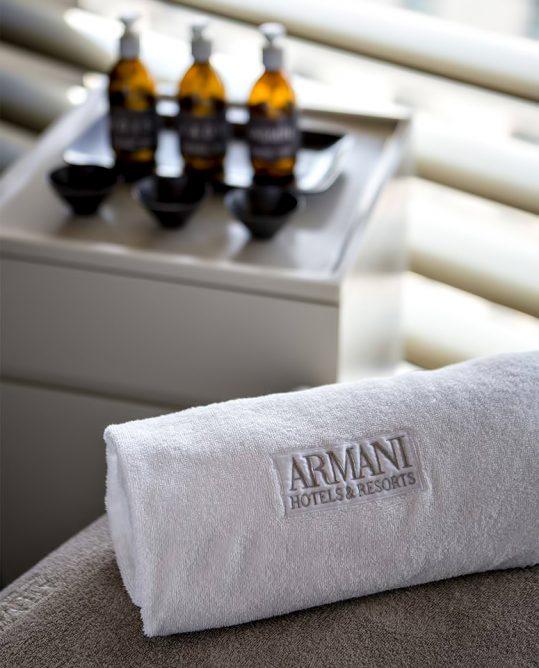 Armani Hotel Dubai - Burj Khalifa, Dubai, UAE - Armani SPA