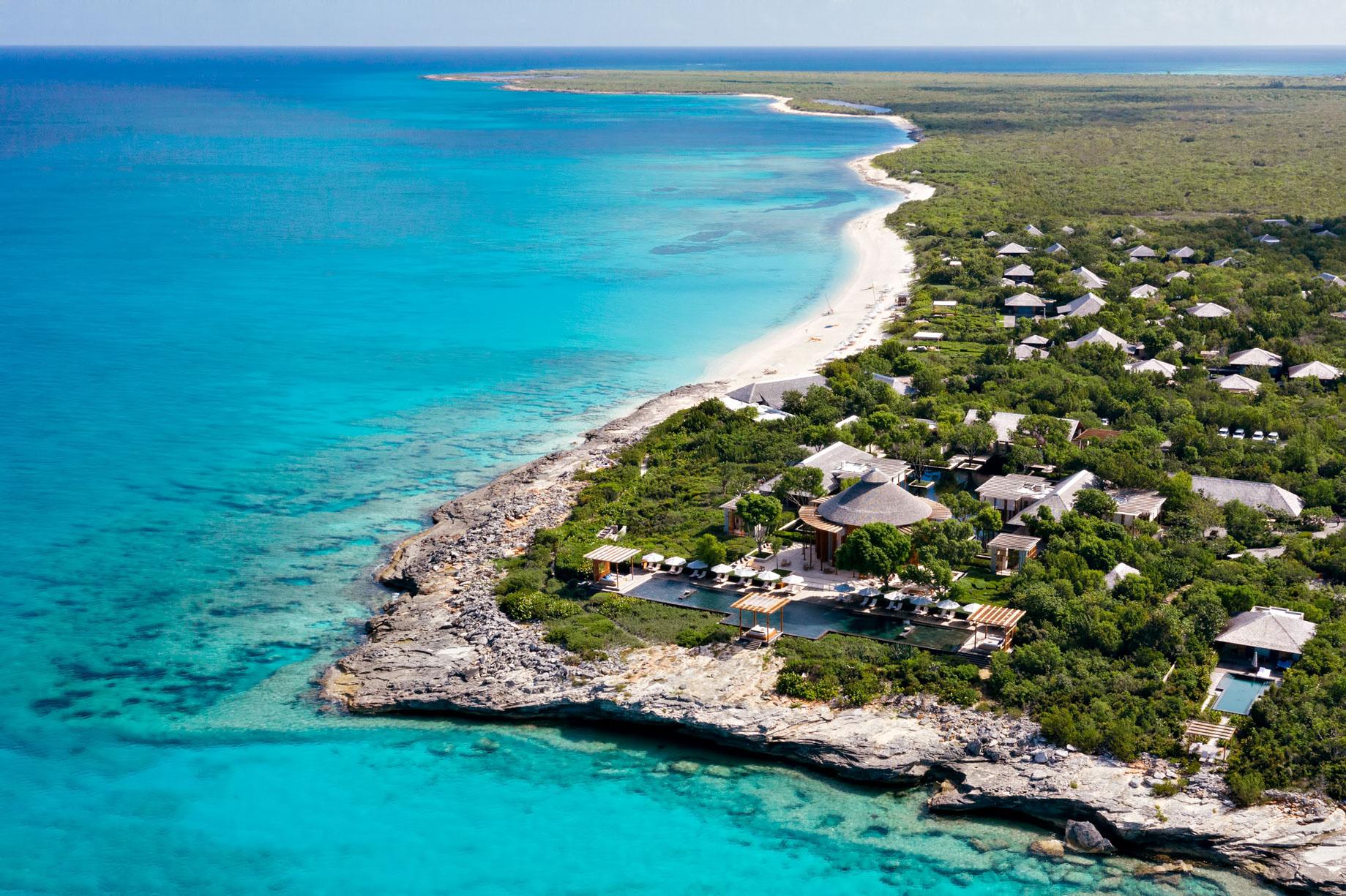 Amanyara Luxury Resort - Providenciales, Turks and Caicos Islands