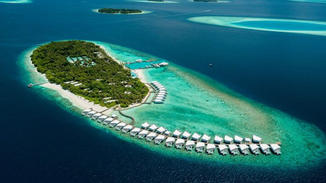 Amilla Fushi Luxury Resort and Residences - Baa Atoll, Maldives