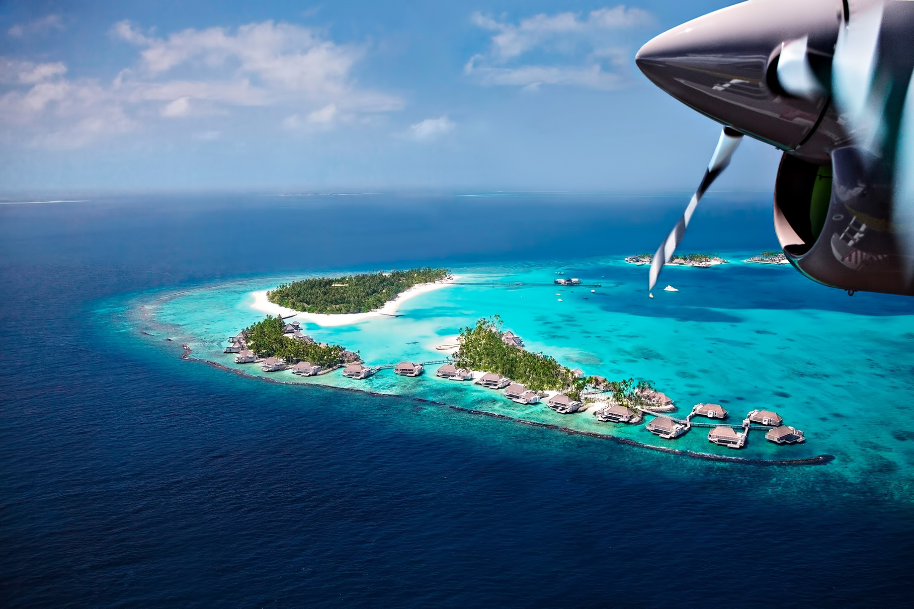 Cheval Blanc Randheli Luxury Resort - Noonu Atoll, Maldives