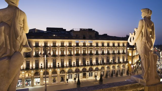 InterContinental Bordeaux Le Grand Hotel - Bordeaux, France